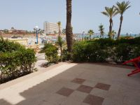 Front line beach apartment in La Zenia