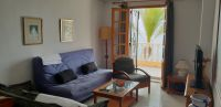 Sunny front line beach apartment in La Zenia