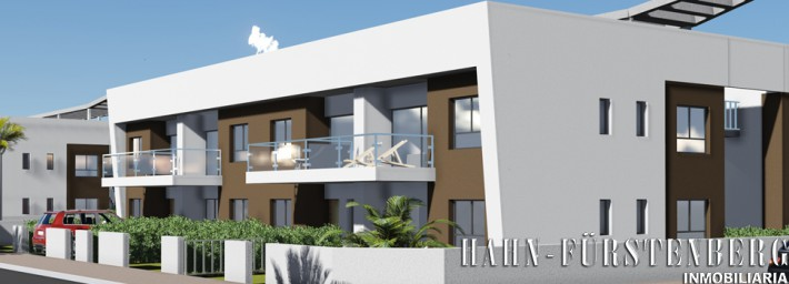 New apartments in Mil Palmeras