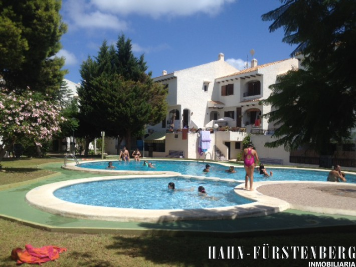 Sunny duplex apartment in Playa Flamenca