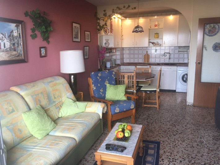 Apartment close to the beach in Punta Prima
