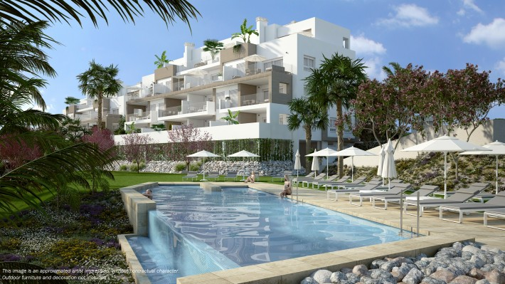 Beautiful modern apartments in the Villamartin area