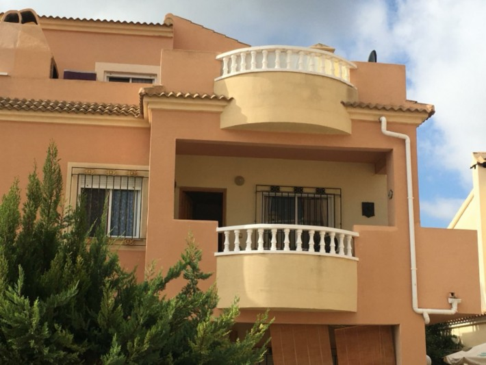 Penthouse duplex apartment in Campoamor