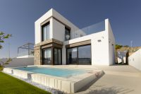 Modern detached houses in La Finca Golf