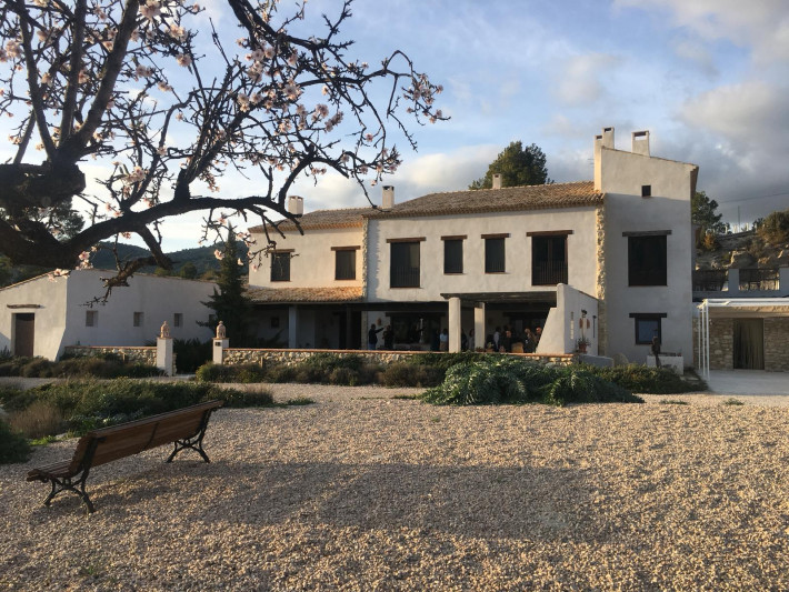 Luxury finca with hotel licence in beautiful location in nature reserve
