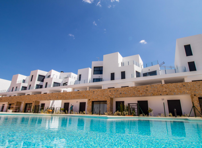 New apartments in Villamartin