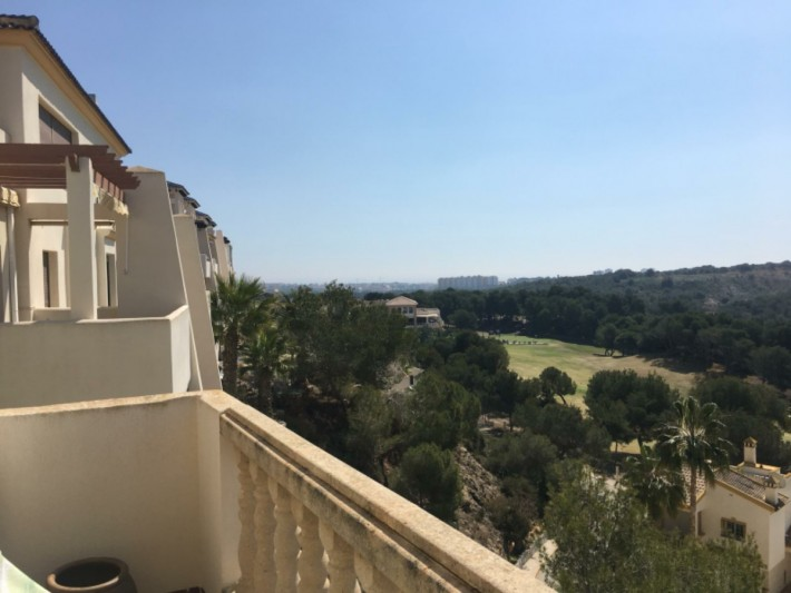 Penthouse Duplex apartment at Las Ramblas Golf with excellent views