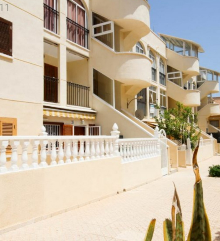 Apartment close to the beach in La Zenia