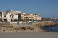 Front line apartment in La Zenia