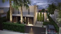 Beautiful semi-detached new villas at the golfcourse