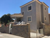 Detached corner villa in Playa Flamenca
