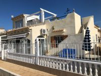 Renovated corner house in popular urbanisation in Playa Flamenca