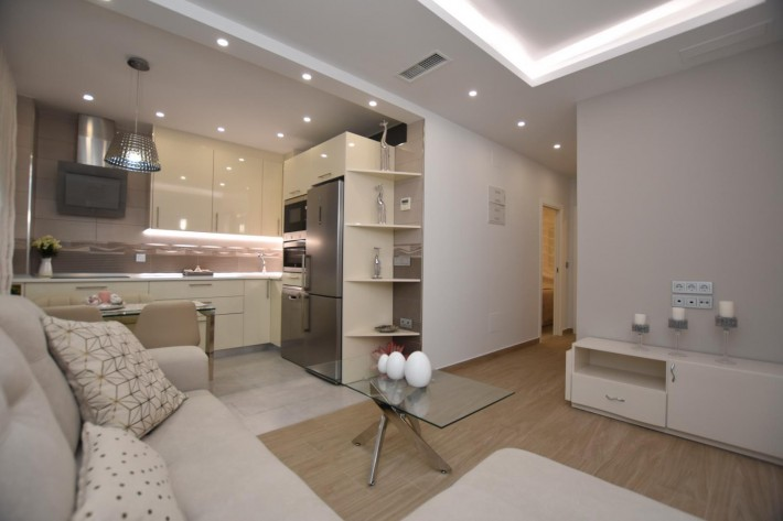 Beautifully renovated luxury apartment in Torrevieja